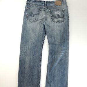 Men's AG Hero Jeans Size 33x34